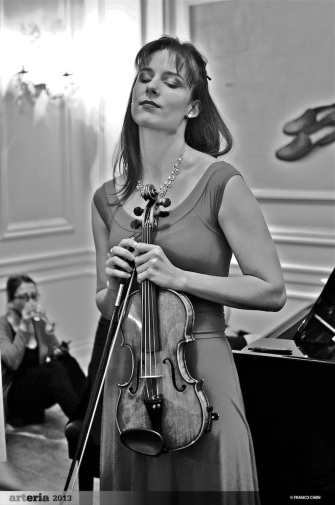 Arteria 2013, at Ognisko Polskie, Opening Day, photo: Franco Chen