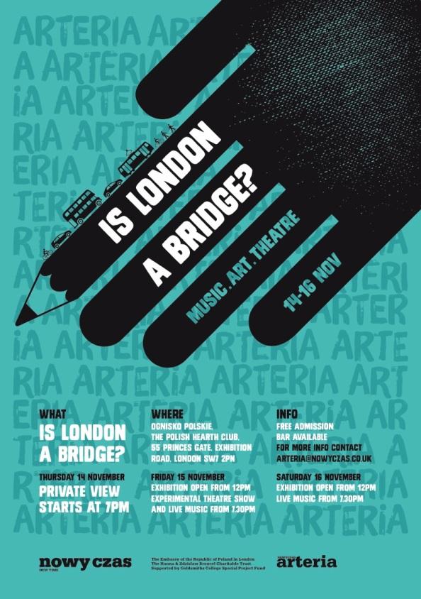 Poster Design: Monika Ciapala